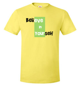 Believe In Yourself - UniqXpression