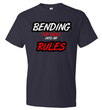 BENDING THE RULES - UniqXpression