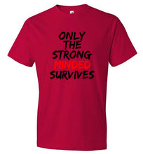 Only The Strong Minded Survives