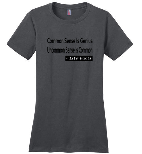 Life Facts: Common or Uncommon - UniqXpression