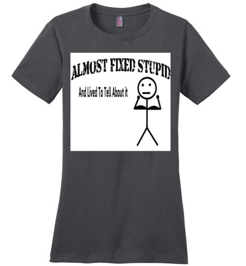 Almost Fixed Stupid - UniqXpression