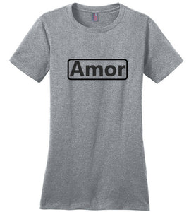 Amor (Spanish) - UniqXpression