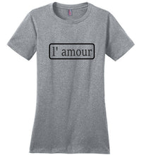 L'amour (French) - UniqXpression