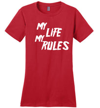 MY LIFE MY RULES - UniqXpression