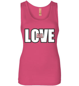 Love All Tank - UniqXpression