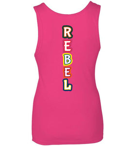 REBEL ENERGY Tank
