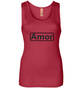 Amor (Spanish) Tank - UniqXpression