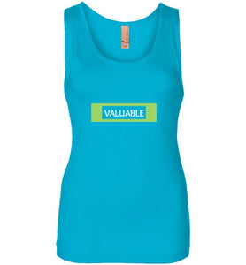 VALUABLE Tank - UniqXpression