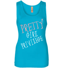Pretty Girl Privilege Tank