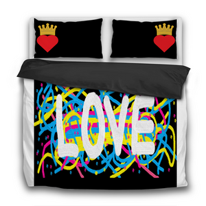 Love 3 Pcs Bedding Sets