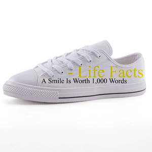 Life Facts- A Smile Is Worth 1,000 Words