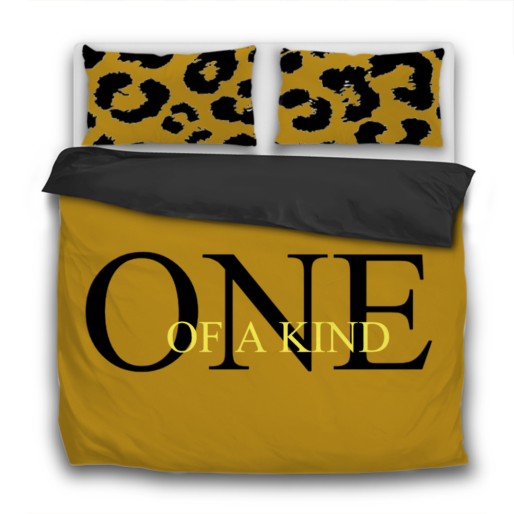ONE OF A KIND 3 Pcs Bedding Sets