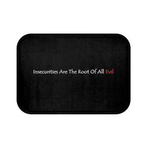 Insecurities Bath Mat