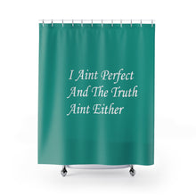 Imperfectly Perfect Shower Curtains