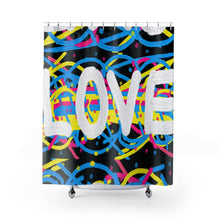 Love Shower Curtains