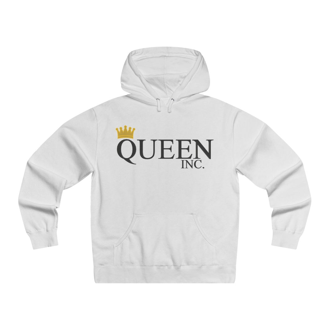 QUEENS INC. Lightweight Pullover Hooded Sweatshirt - UniqXpression