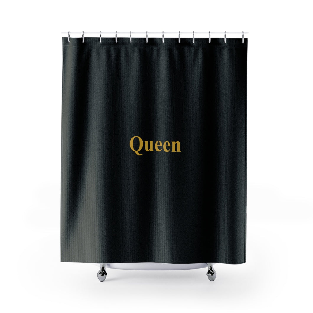 Queen Shower Curtains
