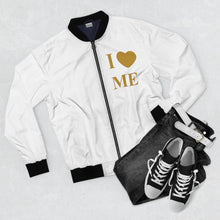 Love Yourself AOP Bomber Jacket