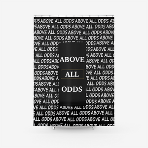 Above All Odds Shower Curtain