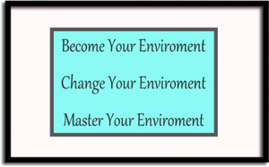 Become Change Master Canvas Prints