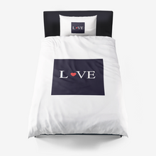 Love Microfiber Duvet Cover