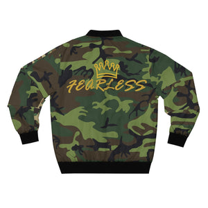 Fearless AOP Bomber Jacket