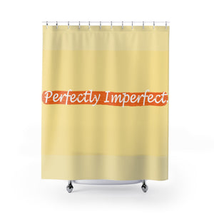 Perfectly Imperfect Shower Curtains