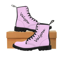 ValYou Canvas Boots