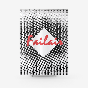 Failure Is A Liar Shower Curtain
