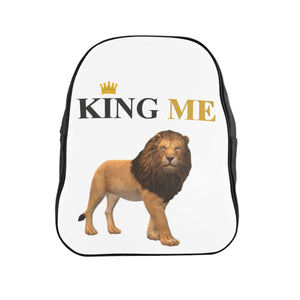 King Me Backpack - UniqXpression
