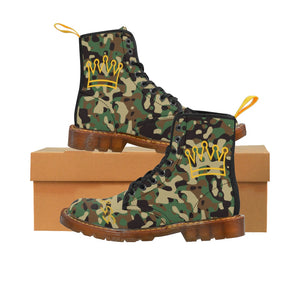 Fearless Canvas Boots