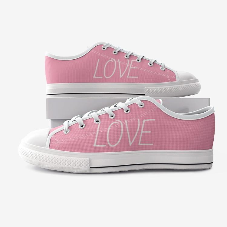 Love Low Top Sneakers
