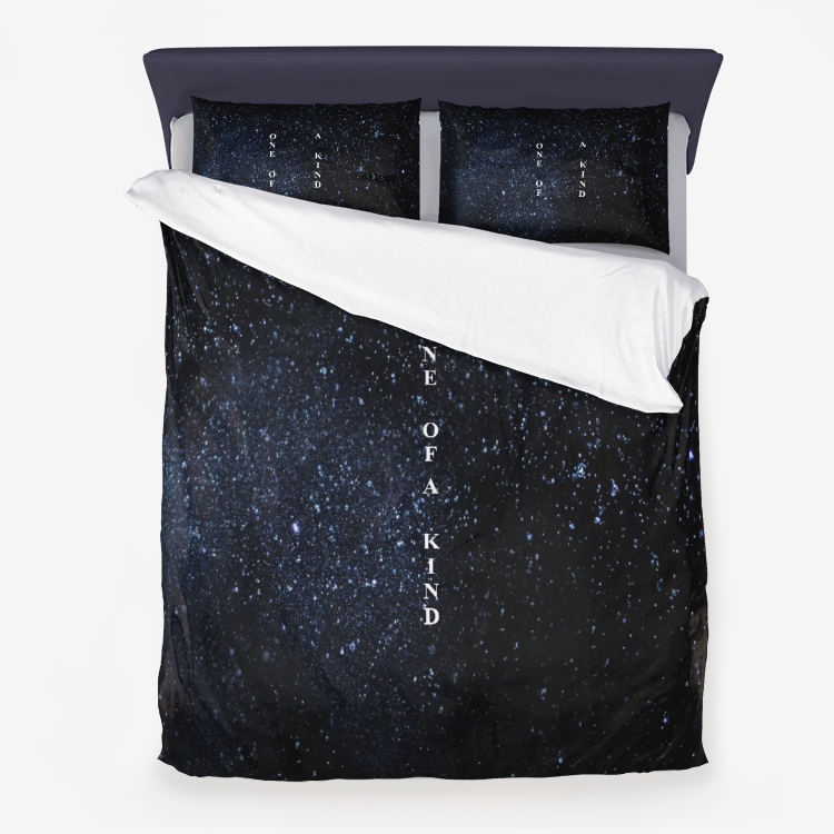 One Of A Kind Microfiber Duvet Cover