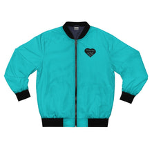 Best Things In Life Are Made With Love AOP Bomber Jacket