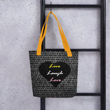 Live Laugh Love Tote bag