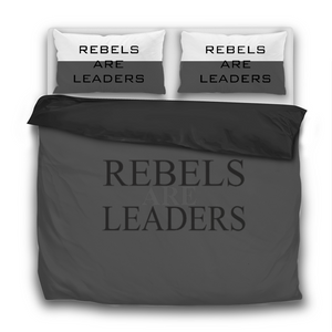 Rebels Are Leaders 3 Pcs Bedding Sets