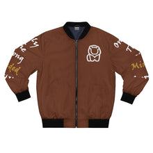 Only The Strong Minded Survives AOP Bomber Jacket