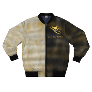 Real Eyes Realize AOP Bomber Jacket