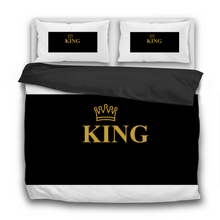 King 3 Pcs Bedding Sets
