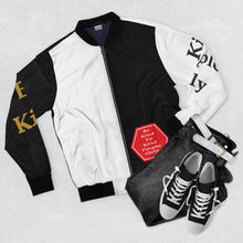Be Kind AOP Bomber Jacket