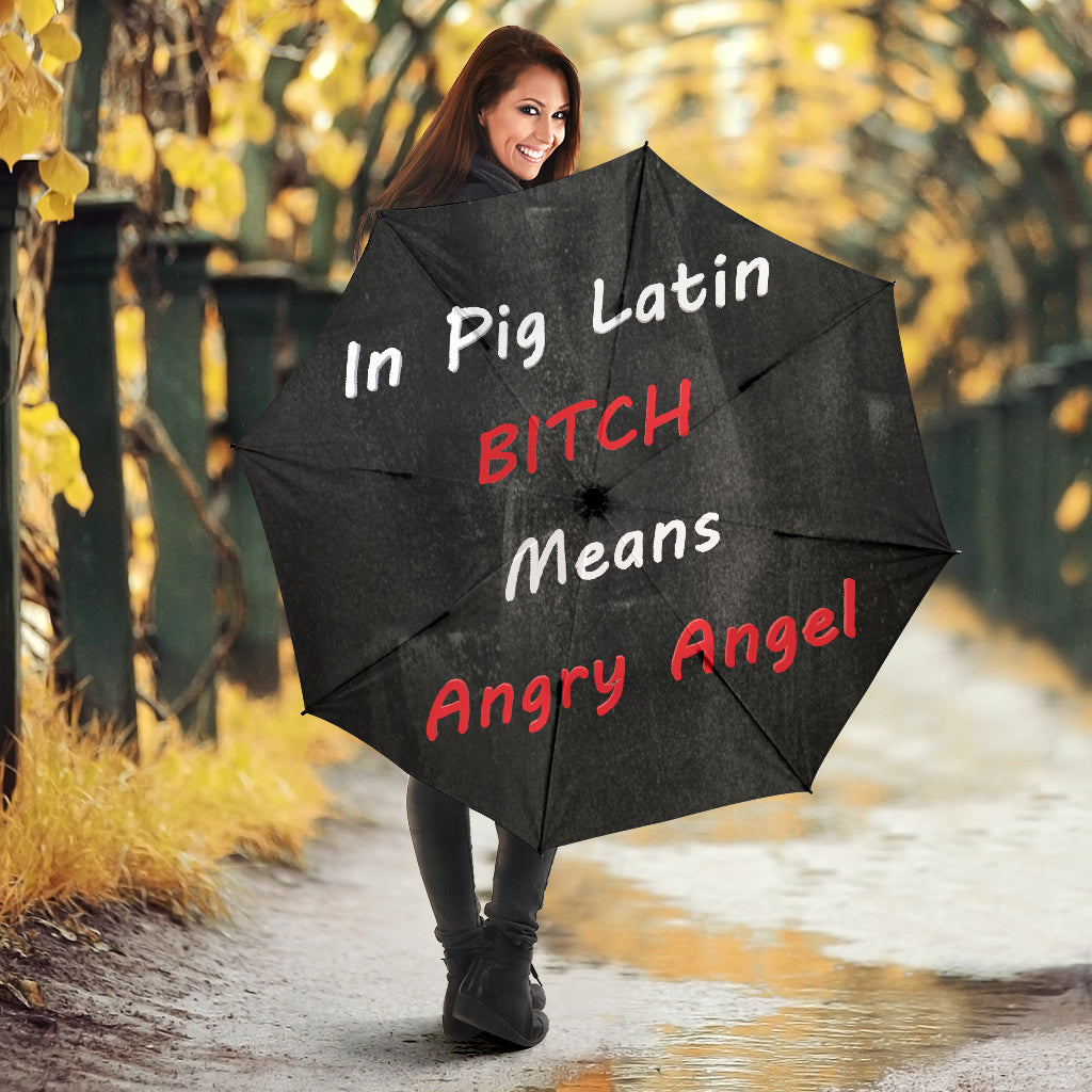 Bitch Means Angry Angel