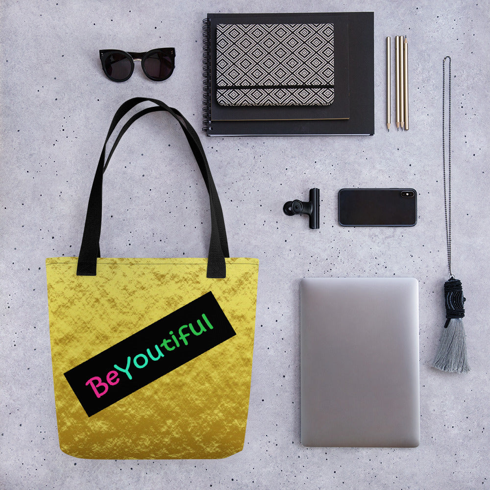 BeYoutiful Tote bag