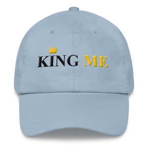 KING ME Dad hat - UniqXpression