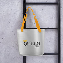 Queen Inc. Tote bag