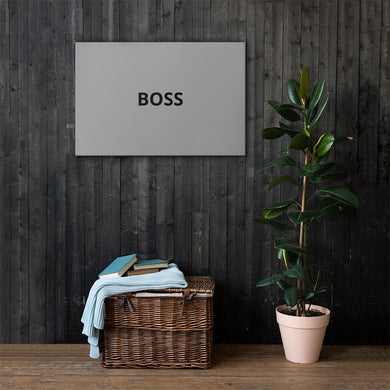 BOSS Canvas