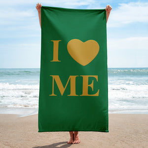 I Love Me Towel