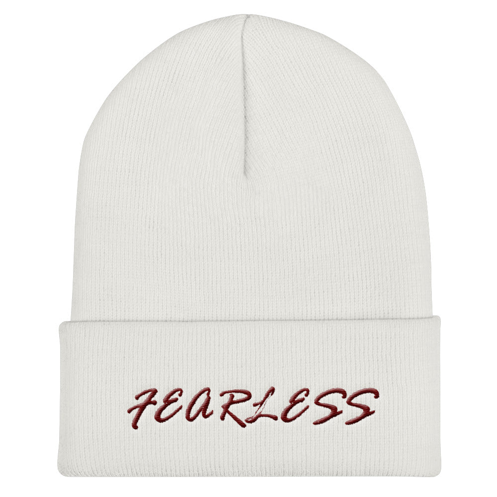 FEARLESS Beanie - UniqXpression