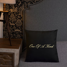 One Of A Kind Premium Pillow