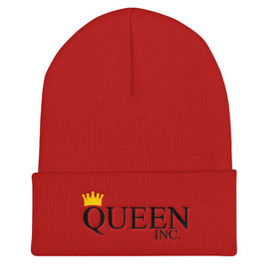 QUEEN INC Cuffed Beanie - UniqXpression