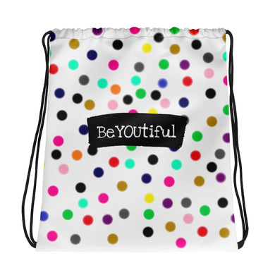 BeYOUtiful Drawstring bag